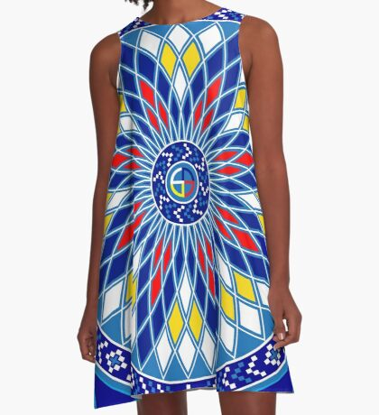 Dream catcher- Dream Keepers A-Line Dress