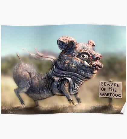 Wartdog Poster