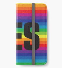 YES iPhone Wallet/Case/Skin