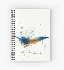 Wingardium Leviosa Spiral Notebook