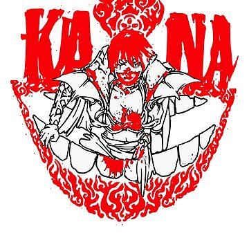 Kana/Asuka Shirt by DannyDouglas96