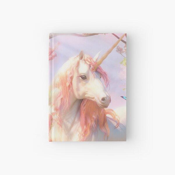 Unicorn Spring Hardcover Journal