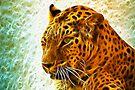 cheetah fractalius  by Aimelle
