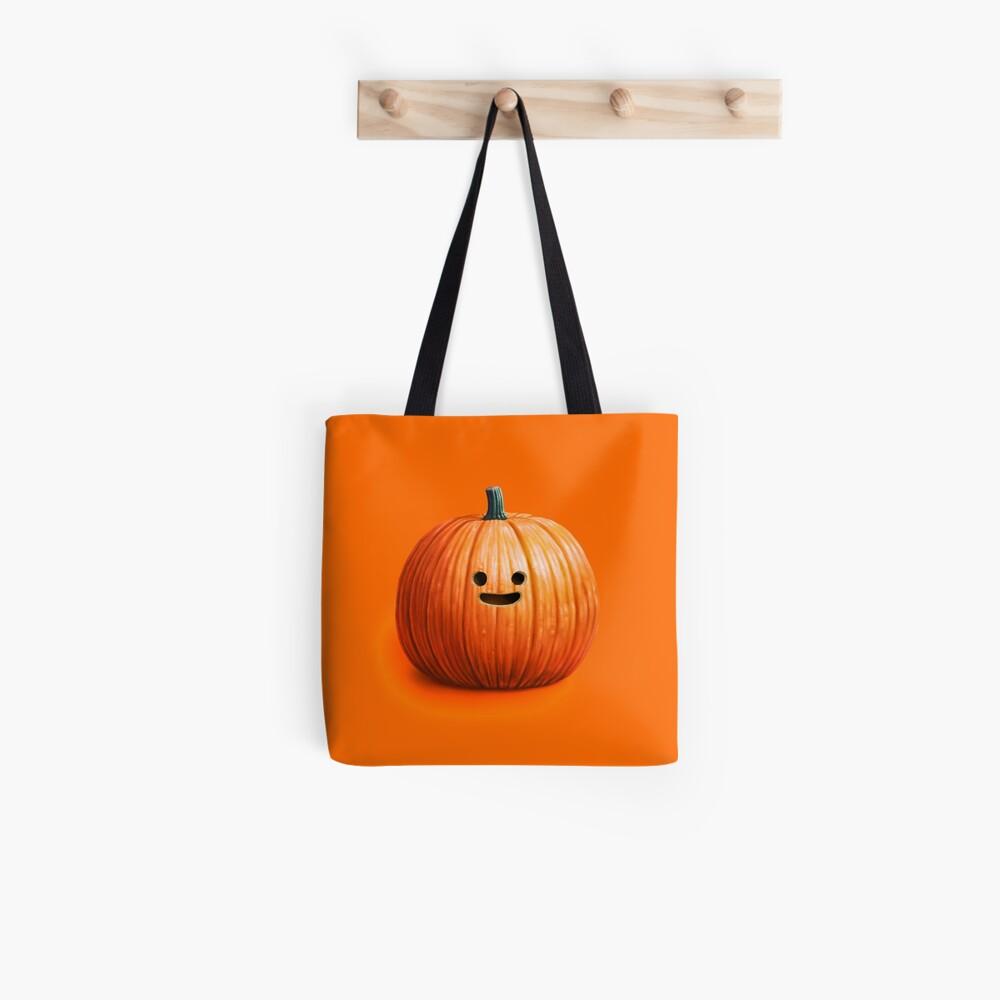 """BOO"" - Jack-o-Laterne Tote Bag"