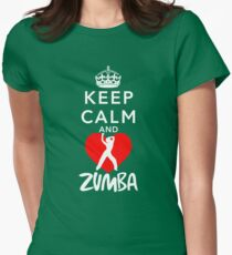 KEEP CALM AND ZUMBA T-Shirt
