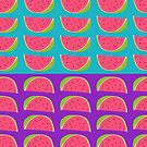 Watermelons by wallpaperfiles