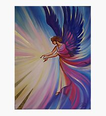 Renaissance Angel Photographic Print