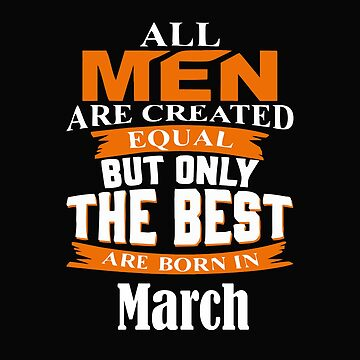 All Men Are Created March by nicodavi