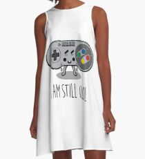 I am still cool A-Line Dress