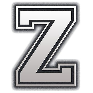 Letter Z - design by tonydew