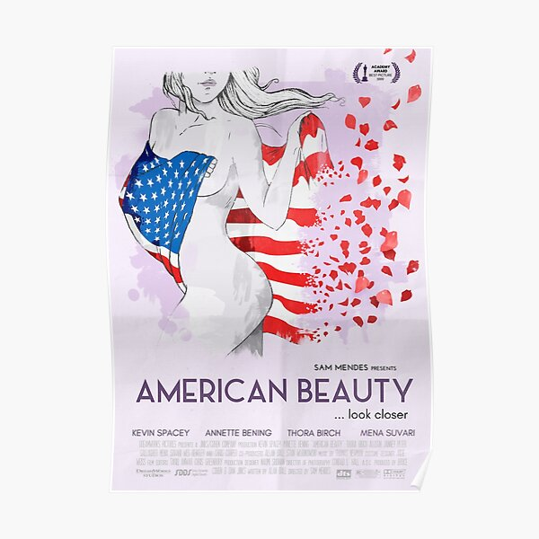 American Beauty Póster