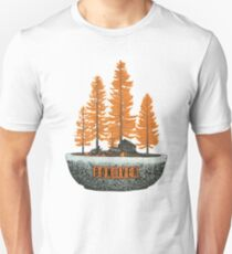 Of human deeds divine in all but name,  Was it not worth a little hour or more  Unisex T-Shirt