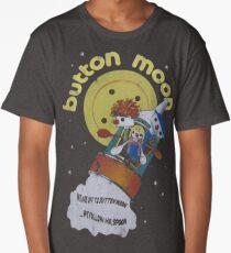 Button Moon Long T-Shirt