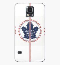 Toronto Maple Leafs Center Ice Case/Skin for Samsung Galaxy