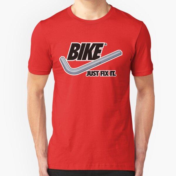 BIKE - Just Fix It Slim Fit T-Shirt