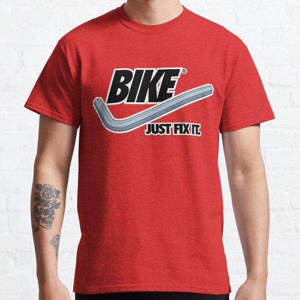 BIKE - Just Fix It Classic T-Shirt