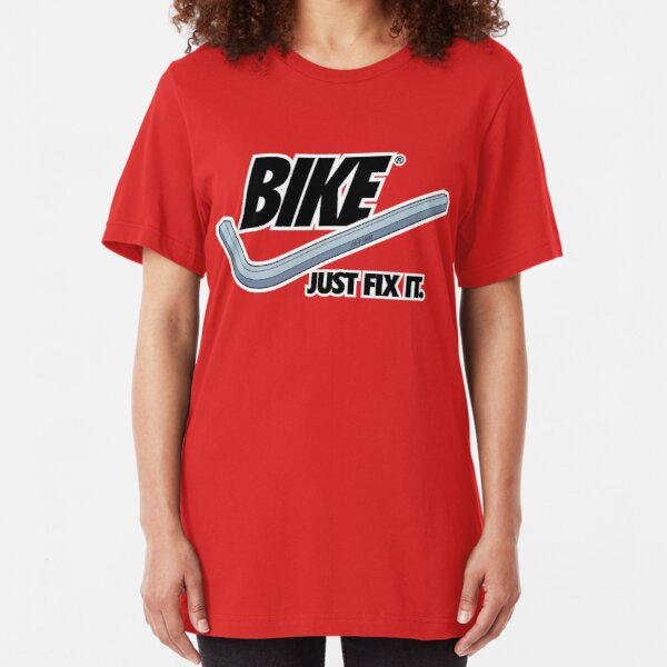 BIKE - Just Fix It Slim Fit T-Shirt