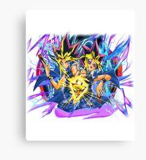 Yugioh! - Yami & Yugi Canvas Print