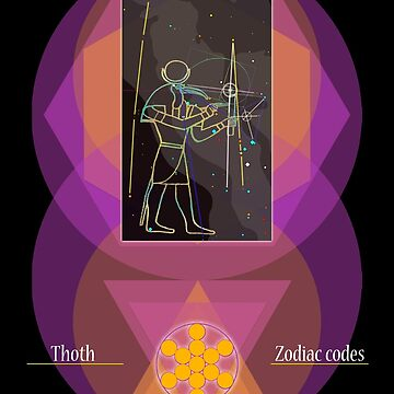 Thoth (1st sign) by InfinityCodes