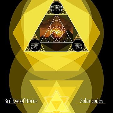 3rd Eye of Horus by InfinityCodes