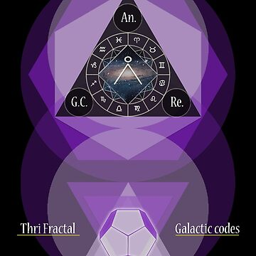 Thri Fractal by InfinityCodes