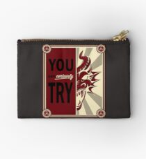 Time to Kill the Dragons Studio Pouch