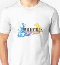 -FINAL FANTASY- Final Fantasy X Unisex T-Shirt