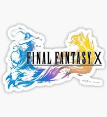 -FINAL FANTASY- Final Fantasy X Sticker