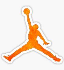 Logo Jordan Sticker
