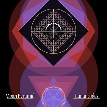 Moon Pyramid by InfinityCodes