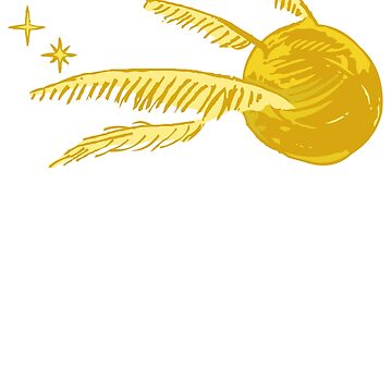 golden snitch by alliejohns3