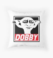 dobby Throw Pillow
