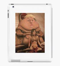 Trump the Hutt iPad Case/Skin