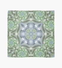 Shades of Green Mandala Scarf