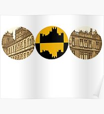 Downton Abbey (customizable) Poster