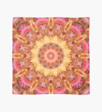 Be Free Mandala in Pink, Yellow and Purple Scarf