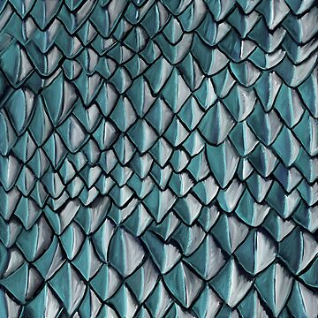 Ice Dragon Scales - Game of Thrones Inspired by emmafifield