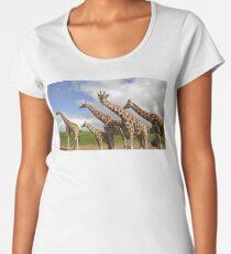 Stick Your Neck Out Women's Premium T-Shirt