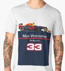 Max Verstappen - RB12 Men's Premium T-Shirt