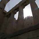Stone Pillars by Lolabud
