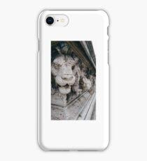 lion sculpture iPhone Case/Skin