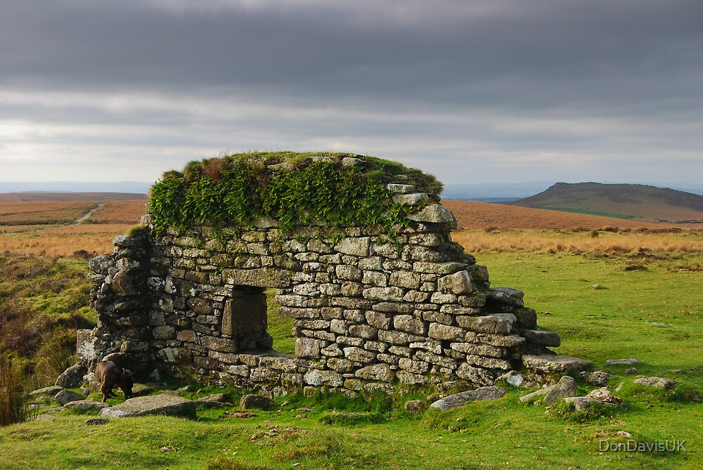 Cathedral on the Moor by DonDavisUK