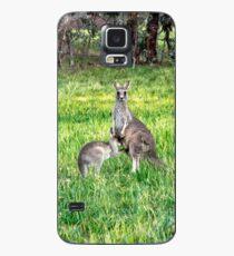 Kangaroos Case/Skin for Samsung Galaxy