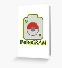 Insta..What?! Greeting Card