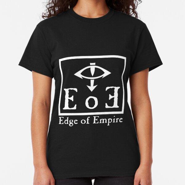 Edge of Empire - White Classic T-Shirt