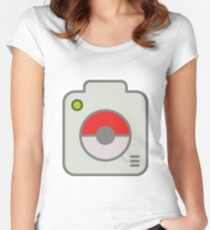 They call it, PokeGRAM Women's Fitted Scoop T-Shirt