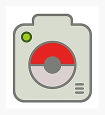 One word....PokeGRAM Photographic Print