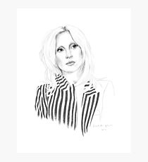 Lady Gaga (Songwriter) Photographic Print