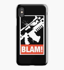 Space Marine Bolter Warhammer 40k Inspired iPhone Case/Skin