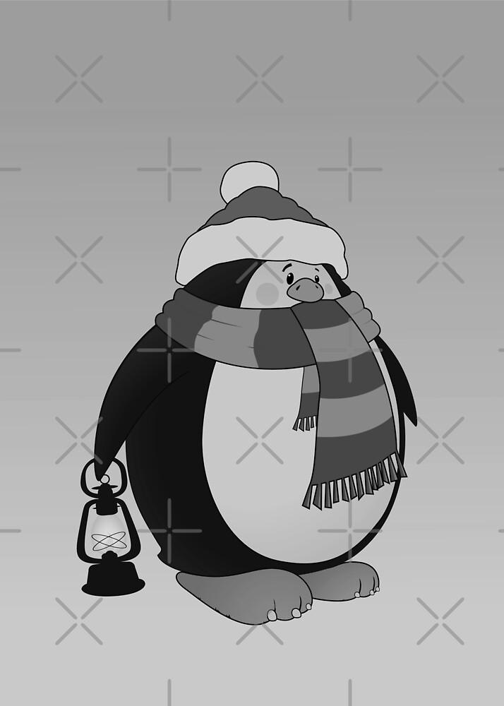 Penguin by mangulica